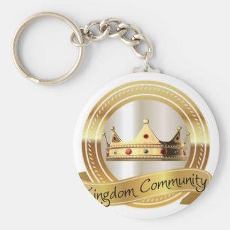 Kingdom Community Crown Keychain