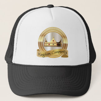 Kingdom Community Crown Trucker Hat