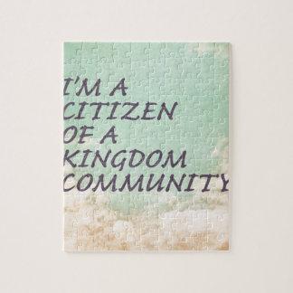 Kingdom Community Jigsaw Puzzle