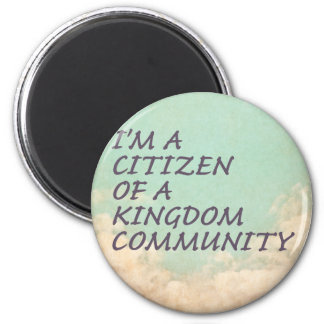 Kingdom Community Magnet