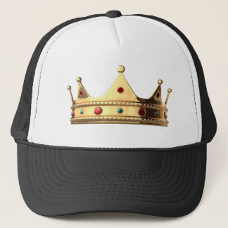 Kingdom Crown Trucker Hat