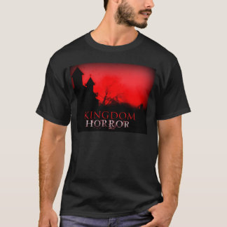 Kingdom Horror Cemetery T-Shirt, Men's T-Shirt
