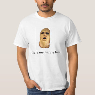 Kingdom Horror Happy Face T-Shirt