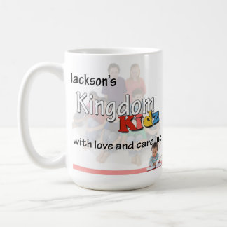 Kingdom Kids daycare Mug