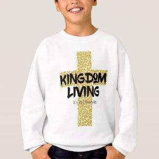 """""""Kingdom Living"""" Apparel Sweatshirt"""