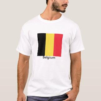 Kingdom of Belgium Flag T-Shirt
