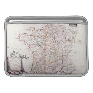 Kingdom of France Sleeve For MacBook Air