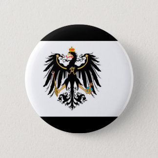 Kingdom of Prussia national flag 2 Inch Round Button