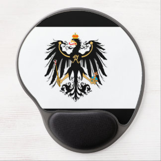 Kingdom of Prussia national flag Gel Mouse Pad