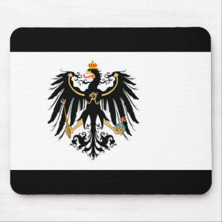 Kingdom of Prussia national flag Mouse Pad