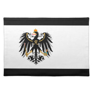 Kingdom of Prussia national flag Placemat