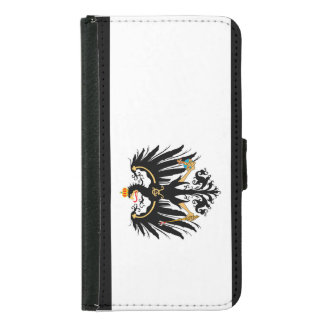 Kingdom of Prussia national flag Samsung Galaxy S5 Wallet Case