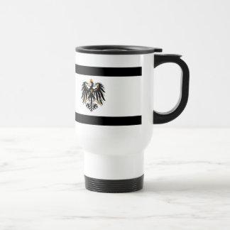 Kingdom of Prussia national flag Travel Mug