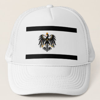 Kingdom of Prussia national flag Trucker Hat