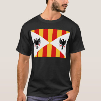 Kingdom of Sicily Flag T-Shirt