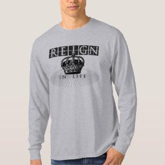 Kingdom Value shirt- REIGN v2 T-Shirt
