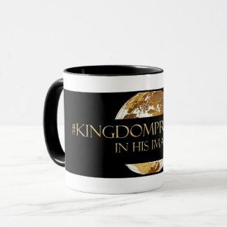 #KINGDOMPRENEUR- IN HIS IMAGE  TM MUG