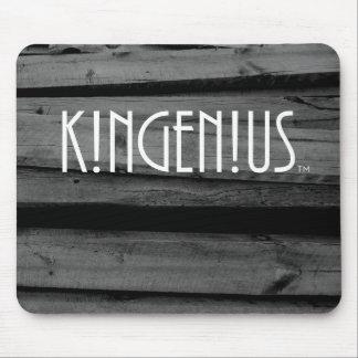 KINGenius (TM) Urban Clothing Mouse Pad