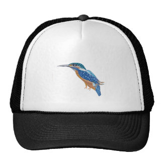 KingFisher Bird Trucker Hat