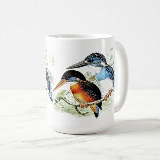 Kingfisher Birds Wildlife Animals Art Mug