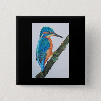 Kingfisher Button