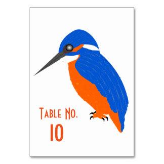 Kingfisher Design Card
