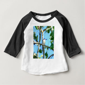 KINGFISHER IN TREE QUEENSLAND AUSTRALIA BABY T-Shirt