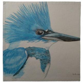 Kingfisher Napkin
