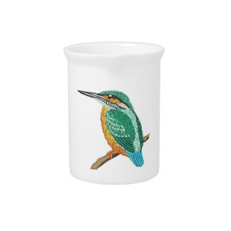 kingfisher pitcher