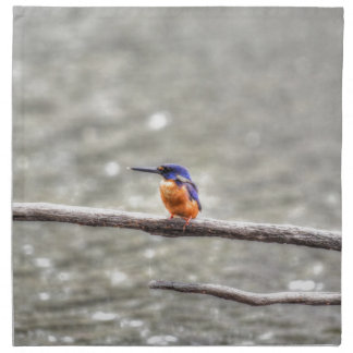 KINGFISHER QUEENSLAND AUSTRALIA NAPKIN