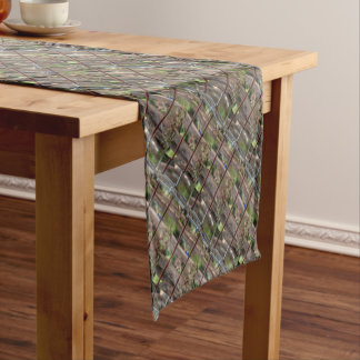 KINGFISHER RURAL QUEENSLAND AUSTRALIA SHORT TABLE RUNNER