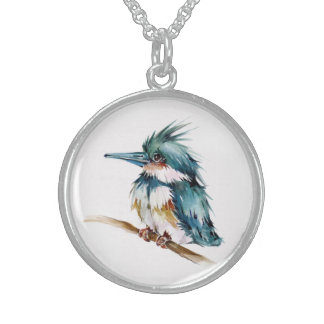 KingFisher Sterling Silver Necklace