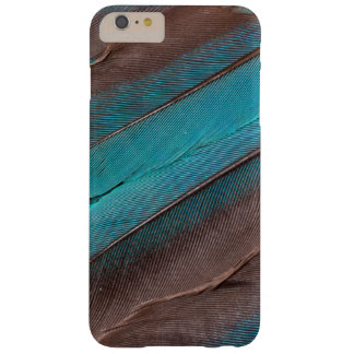 Kingfisher Wing Feathers Barely There iPhone 6 Plus Case