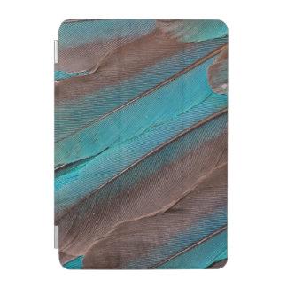 Kingfisher Wing Feathers iPad Mini Cover