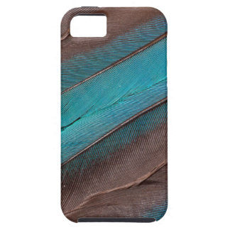 Kingfisher Wing Feathers iPhone 5 Covers