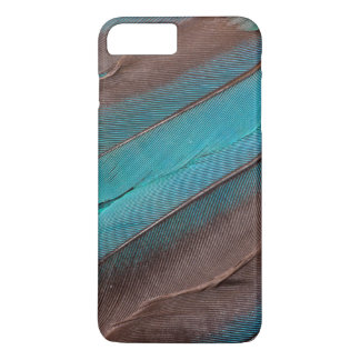 Kingfisher Wing Feathers iPhone 8 Plus/7 Plus Case
