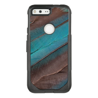 Kingfisher Wing Feathers OtterBox Commuter Google Pixel Case