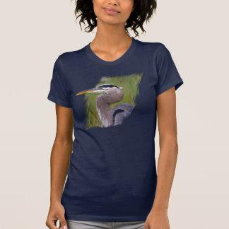 Kingly Blue Heron Shirt