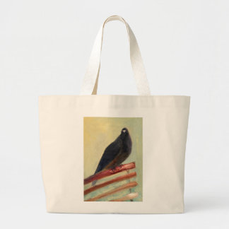 Kingly Court Pigeon 2013 Large Tote Bag