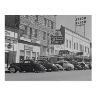 Kingman, Arizona 1943 Postcard