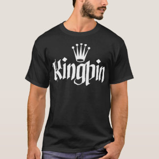 Kingpin - White T-Shirt