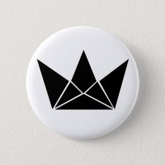 King's 2 Inch Round Button