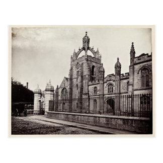 King's College - Aberdeen University - Vintage Postcard