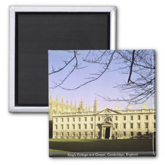King's College and Chapel, Cambridge, England Magnet
