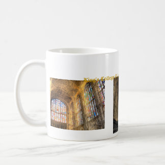 King's College Perspectives Coffee Mug