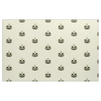 kings crown fabric