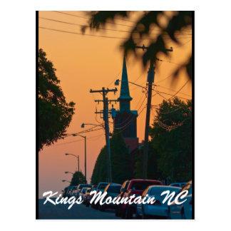 kings mountain nc postcard