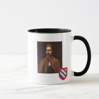 Kings of Portugal 3, Afonso II Mug