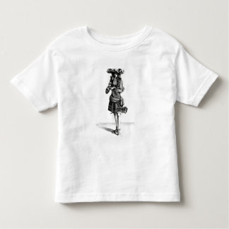 King's officer, 1675 t-shirts