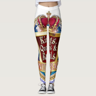 Kings, Queens & Royals Leggings
